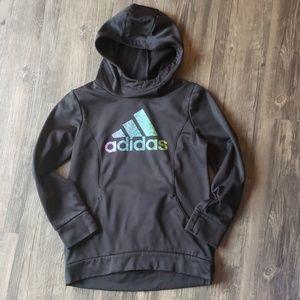 girls 10 to 12 Adidas hoodie